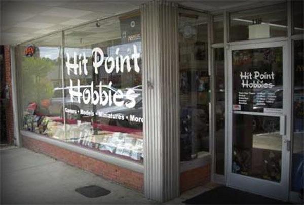 Hit Point Hobbies