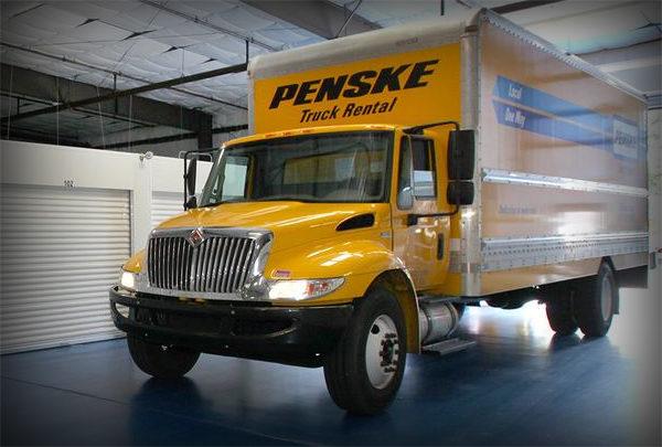 NC Self Storage and Penske Truck Rentals